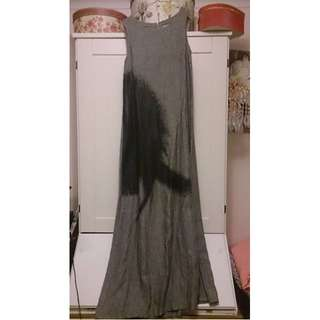 Papershadow for Dogstar Linen Maxi dress size 8 worn once