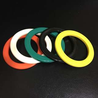 手環 五個一組一起賣
