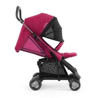 Jual Murah!! Nuna Stroller Pepp Luxx Rasberry