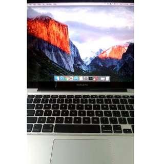Mac Book Pro 13 inch (Early 2011)