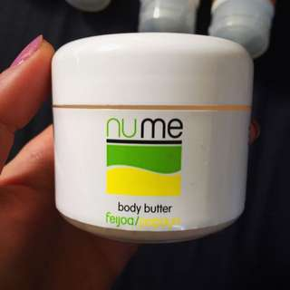 Nume VCO Body Butter