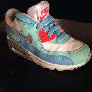 Nike Air Max Kids 12c