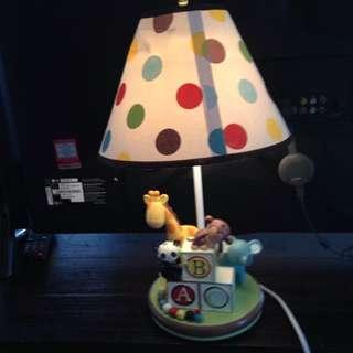 Children's Baby Nursery Lamp Night Light