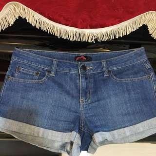 forever 21 jeans pendek