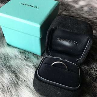 Tiffany & Co Diamond Band