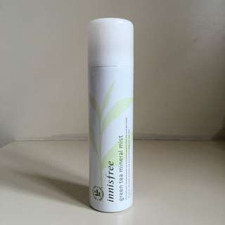Innisfree Green Tea Mineral Mist 150ml