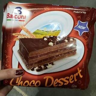 Balconi Choco Dessert Cake 400g