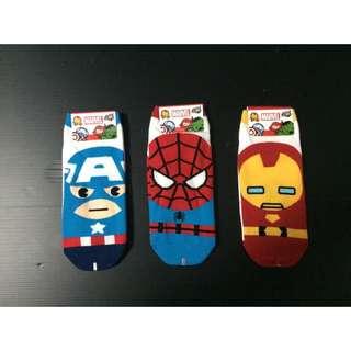 Super Heros Socks (Korea)