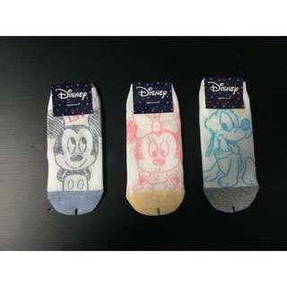 Disney Socks (Made In Korea)