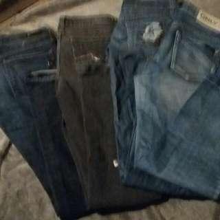 Lot Of Womens Pants