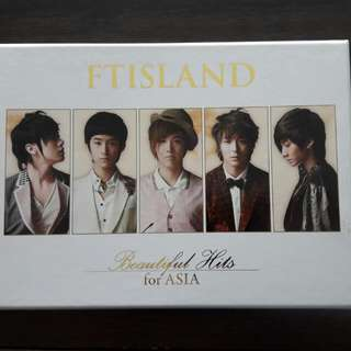 FT Island Beautiful Album
