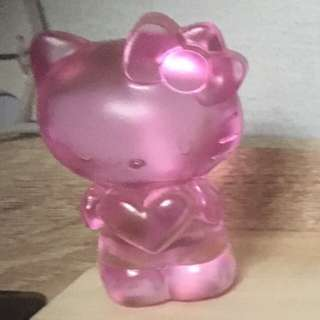 High Grade Glass (hello Kitty) Pink