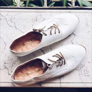 Taiwan Oxford Shoes
