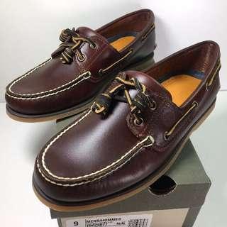 林老闆 全新正品Timberland 經典帆船鞋 男生款 型號:25077 版型M版 尺寸請詢問 現貨提供
