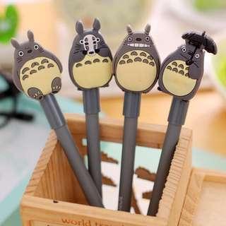 Pulpen Gel Totoro
