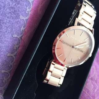 Brand New Christian Paul Rose Gold Watch