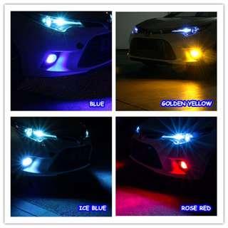 汽车LED 雾灯Fog Lamp 35w led bulb H11 /H1/H3/H7/H8/9006/9005