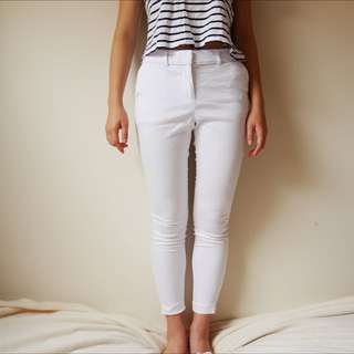 Glassons White Pants