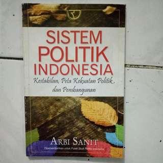 Buku Sistem Politik Indonesia