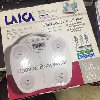 義大利LAICA體脂體水分秤