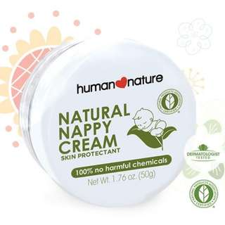 Natural Nappy Cream