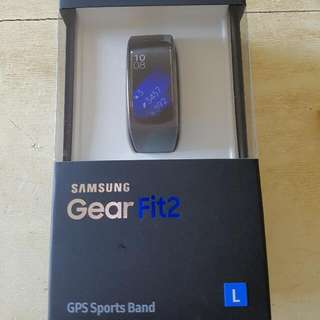 Samsung Fit2 Fitness Watch