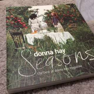 Donna Hay Cook Book