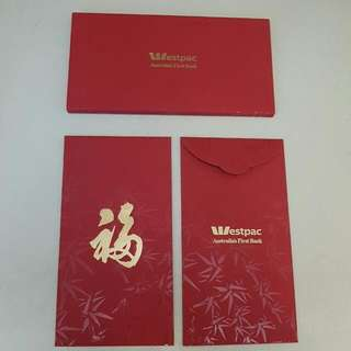 Westpac Red Packets