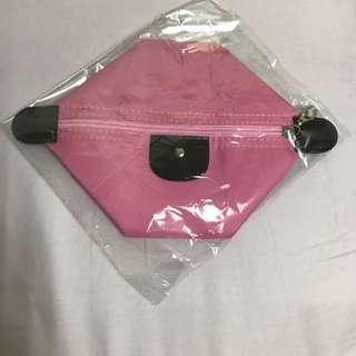 防水小手提包(粉色)