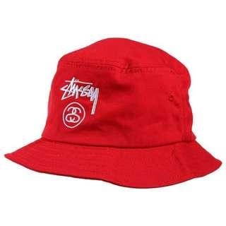 36c86fa6784 authentic stussy bucket hat