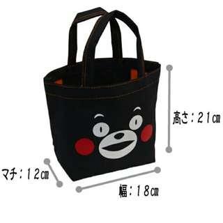 日本熊本熊手提袋(小)