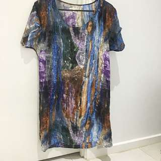 Urban Outfitters Silence And Noise Dress