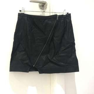 Glassons Zip Skirt