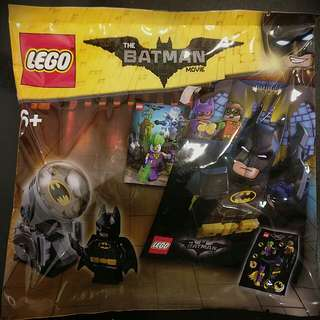 LEGO Batman Movie Polybag (BNIB)