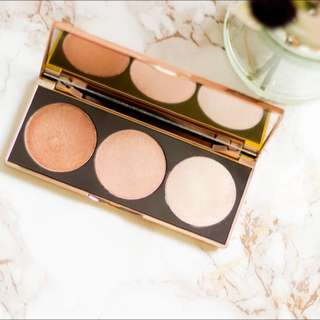 Nude By Nature Highlighting Palette
