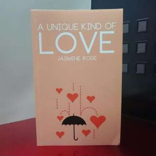 ✨ A Unique Kind of Love by Jasmine Rose