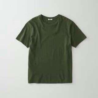 Army Green Tshirt