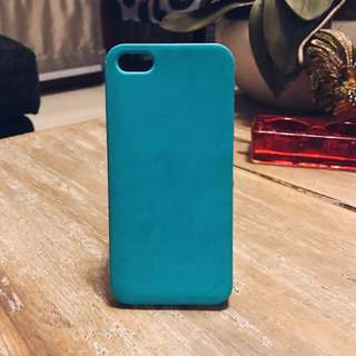 iPhone 5/5s Jelly Casing