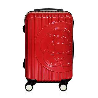 SK-II 行李箱 登機箱 CLATHAS 經典山茶花 20吋 硬殼4輪 拉桿行李箱  滿額禮