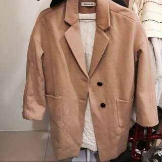 質感大衣外套