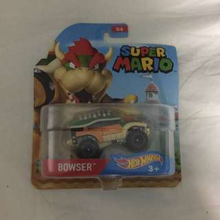Super Mario Bowser Car