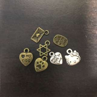 Charms For Handicraft