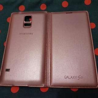 Flip Wallet for Samsung S5 Water Resistance