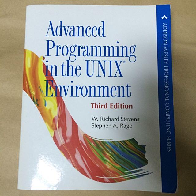 系統程式設計 原文書