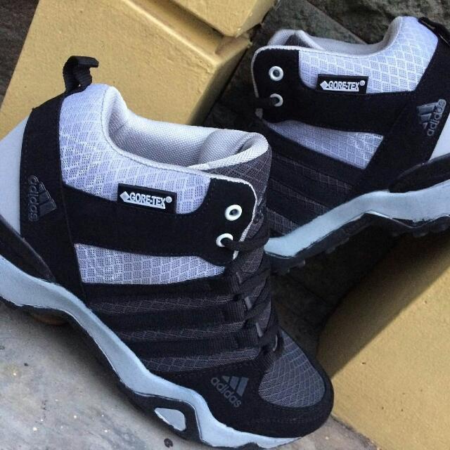 Adidas Ax2 High Men S Fashion Men S Footwear On Carousell