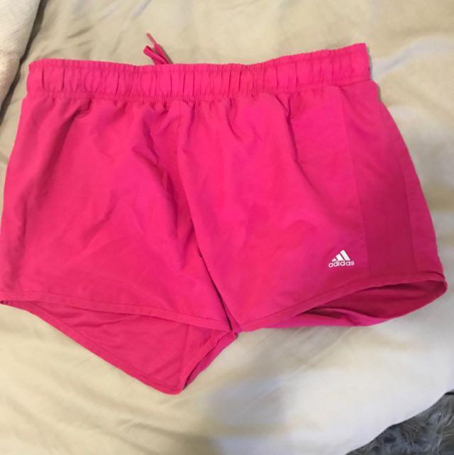 Adidas Climalite Running Shorts