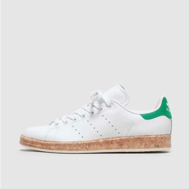 Adidas Originals Stan Smith Luxe 'Cork' Women's, Women's Fashion, Shoes on Carousell
