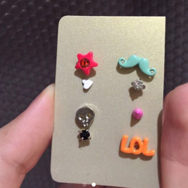 Anting Accessorize 100% Ori