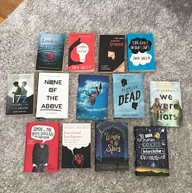Assortment Of Books $10 Each