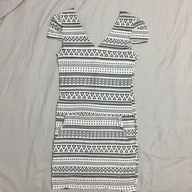 Aztec Long Top/Dreas
